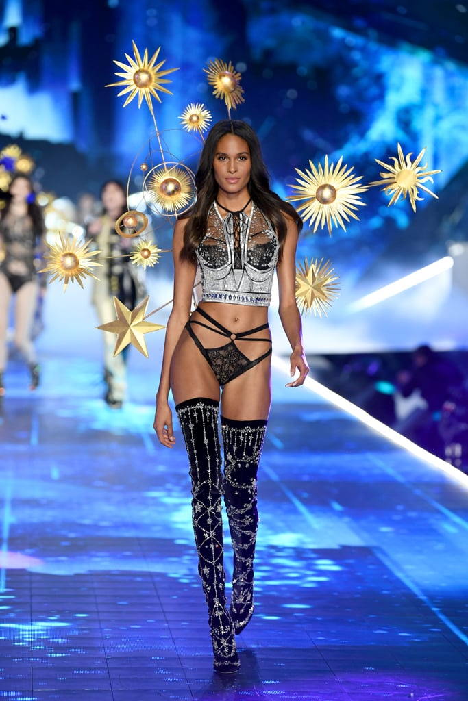 Angels do Victoria Secret 2018 Cindy Bruna