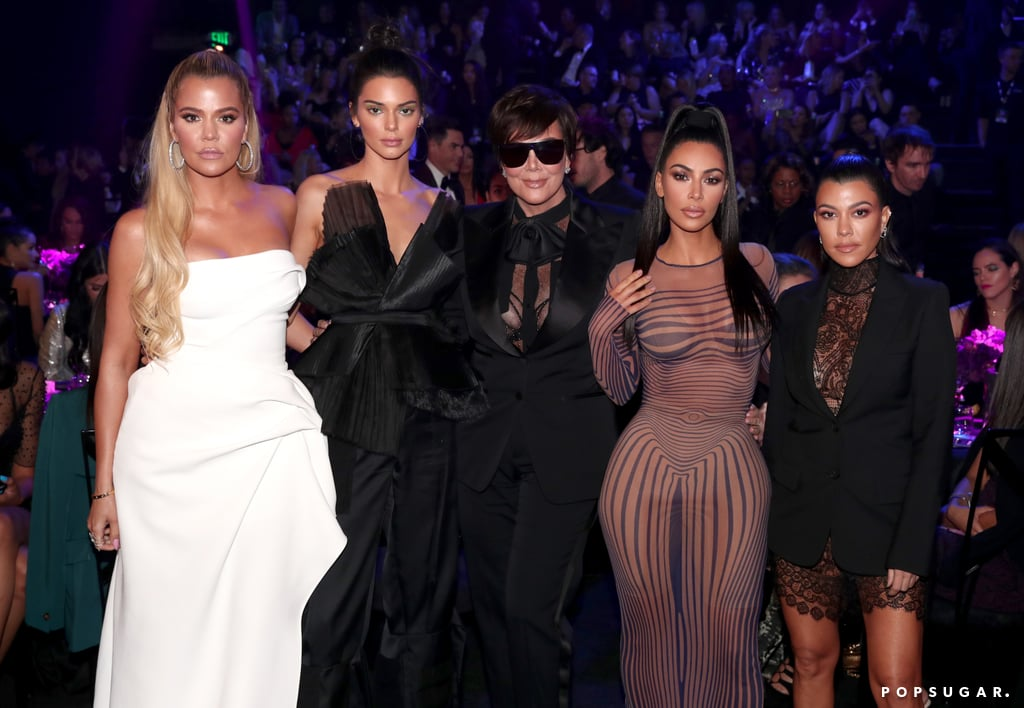 Kardashians People Choice Awards 2018