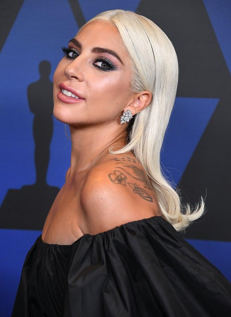 Lady Gaga Brincos