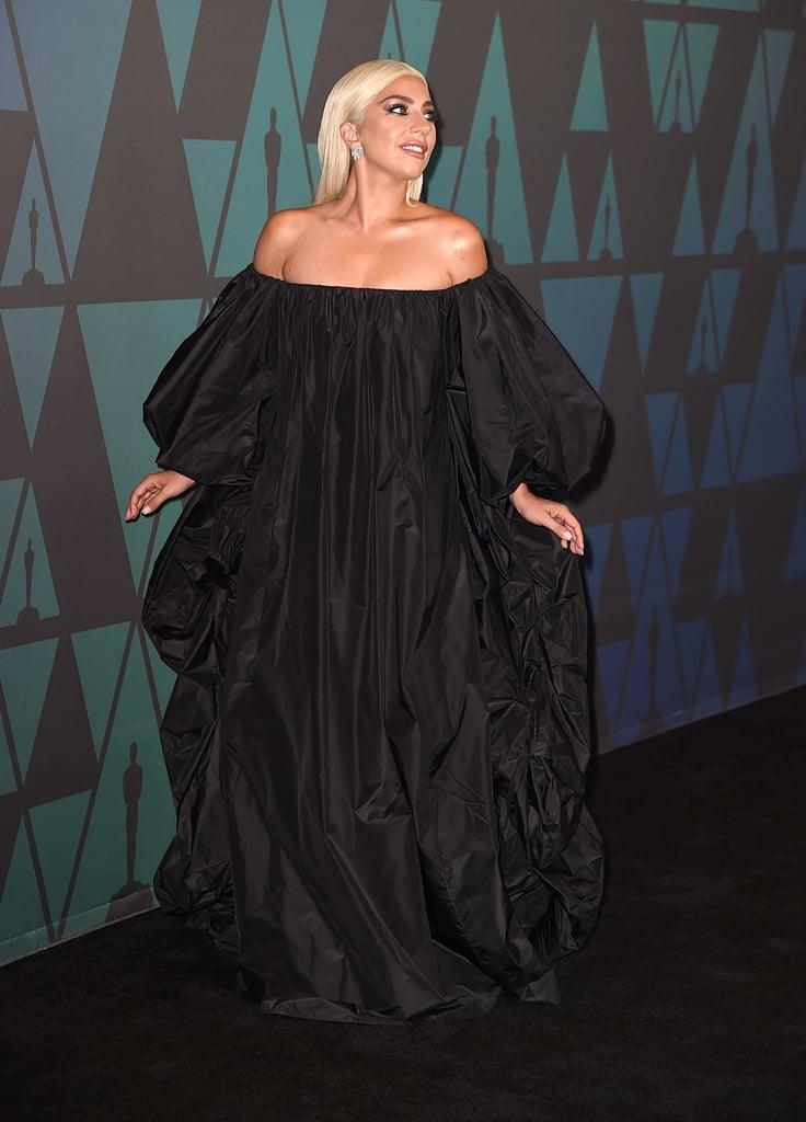 Lady Gaga vestido