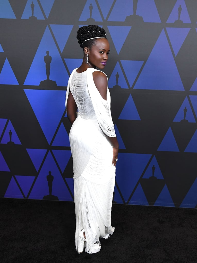 Looks para festa Lupita Nyongo