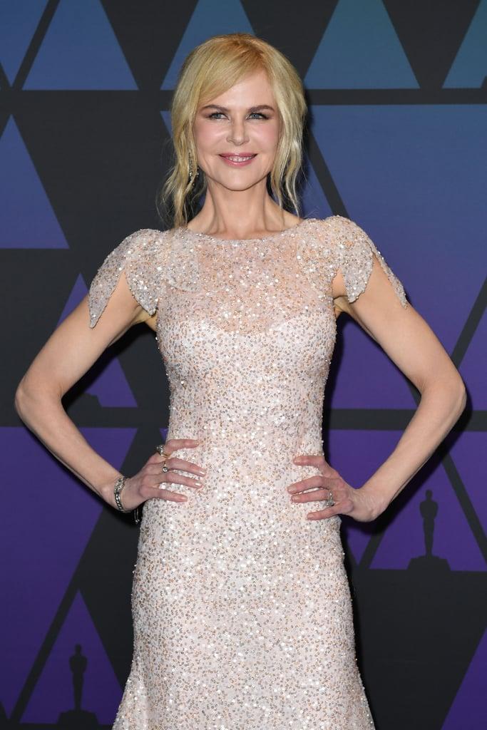 Looks para festa Nicole Kidman