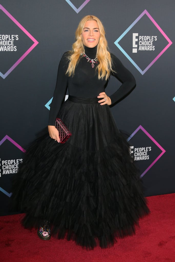 People's Choice Awards 2018 Busy Philipps