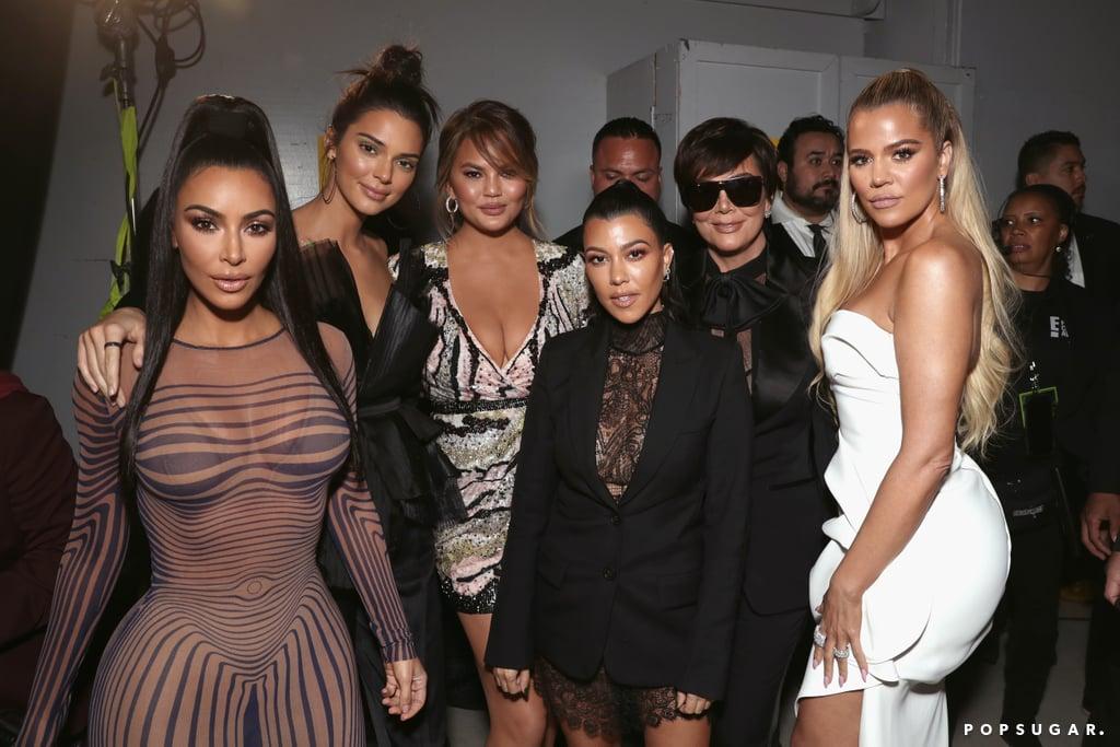 People's Choice Awards 2018 Kardashian Jenner