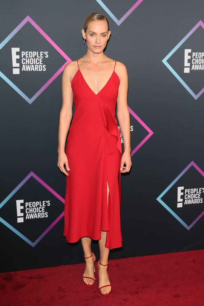 People's Choice Awards Amber Valletta