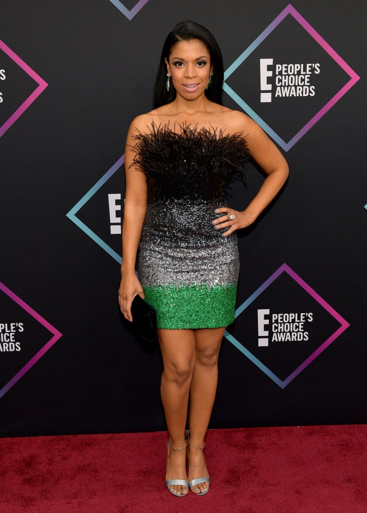 People's Choice Awards Susan Kelechi Watson
