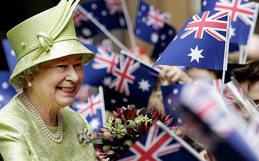 Broches da rainha Elizabeth II