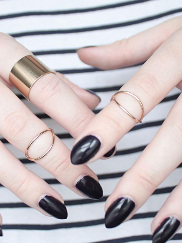 Como combinar anel com esmalte do jeito certo?