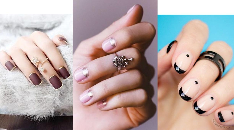 Como combinar anel com esmalte unha decorada