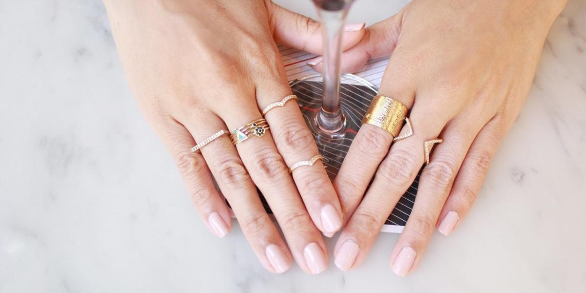 Como usar anéis ? 6 formas ótimas para usar essa joia!