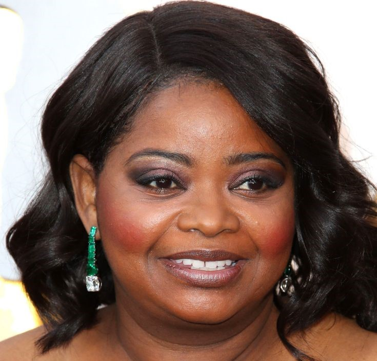 Esmeralda colombiana Octavia Spencer