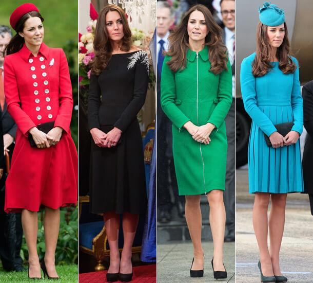 Estilo Kate Middleton