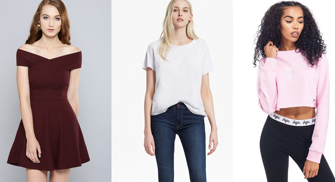 Ideias de presente de natal para namorada roupas