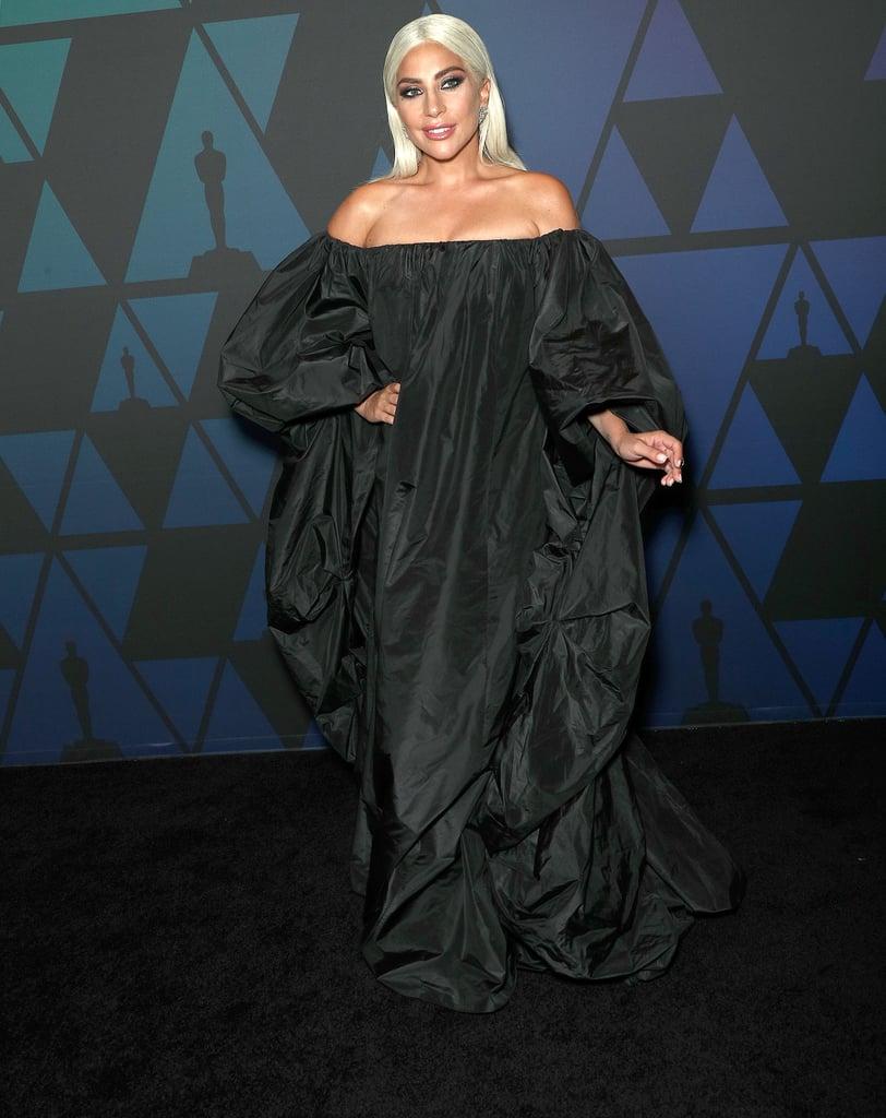 Looks para festa Lady Gaga Valentino