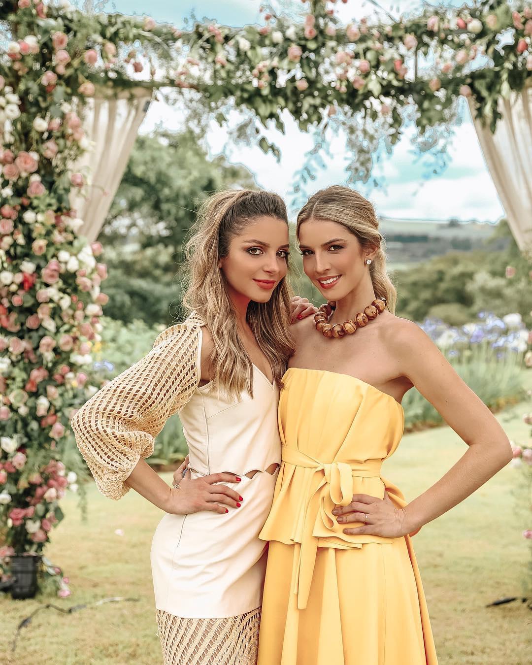 Noivado de Thassia Naves Sara Mattar e Paula Drumond