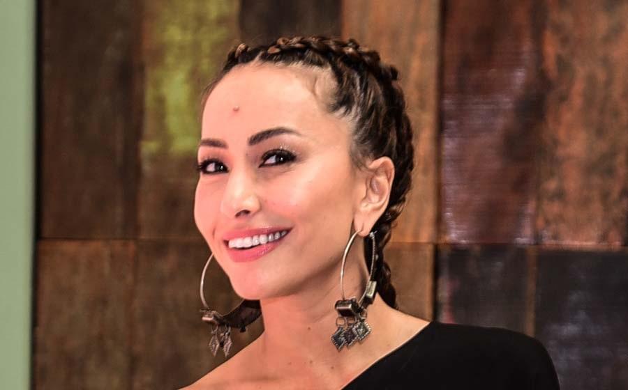 Sabrina Sato Maxi Brincos
