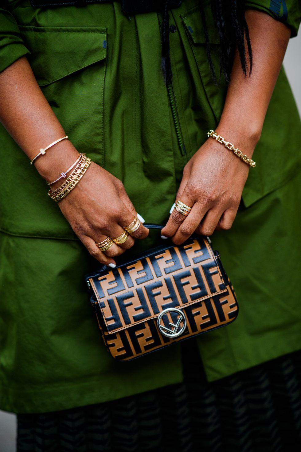 Tendências de joias 2019 minibag