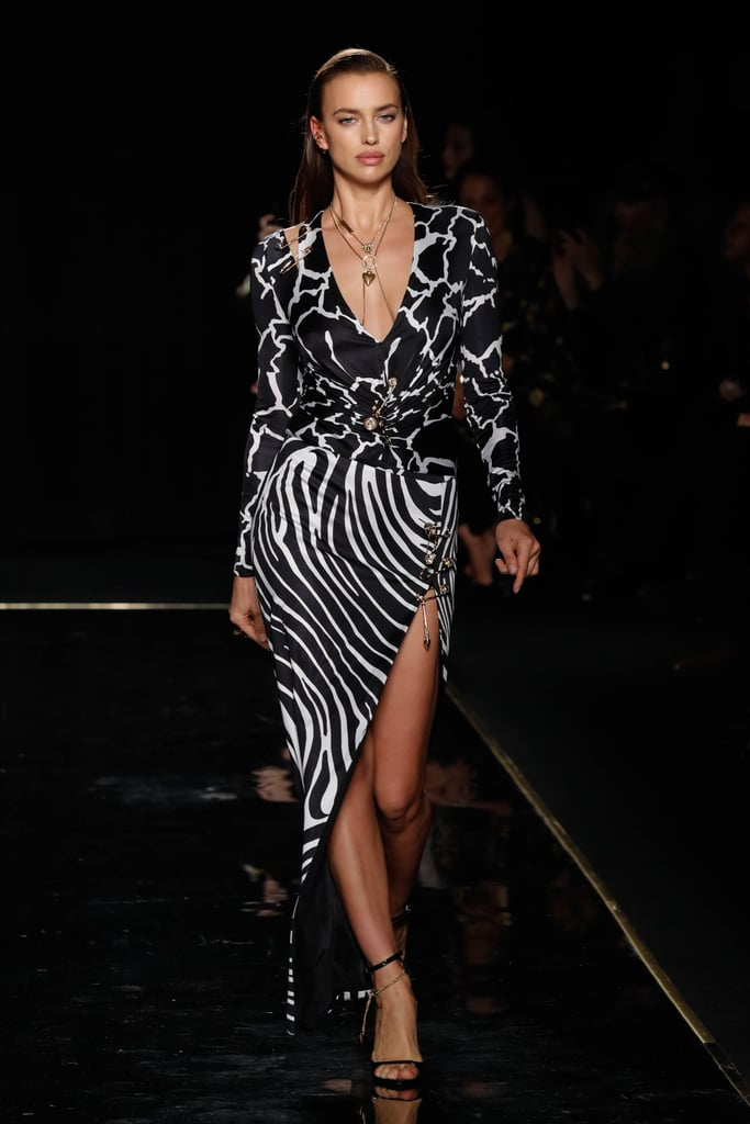 Acessorios Versace Irina Shaik