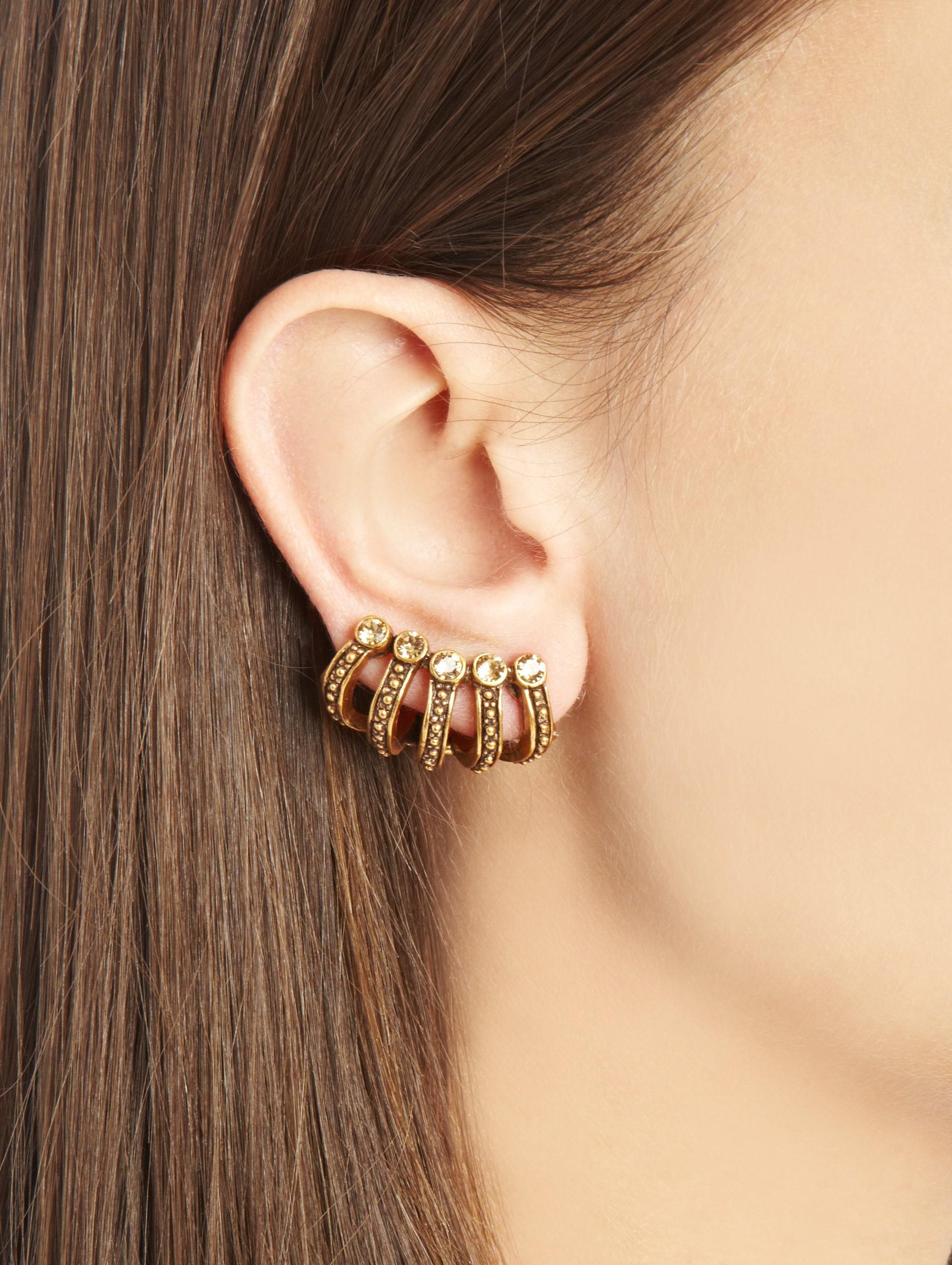Brinco Ear Cuff Argola