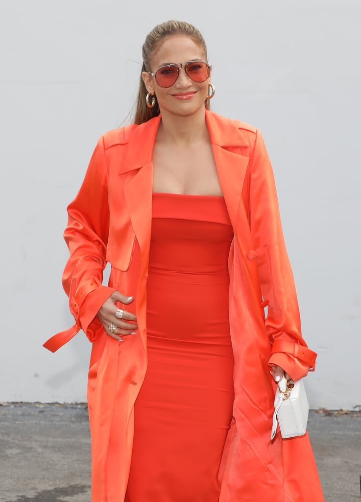 Argolas Douradas Jennifer Lopez