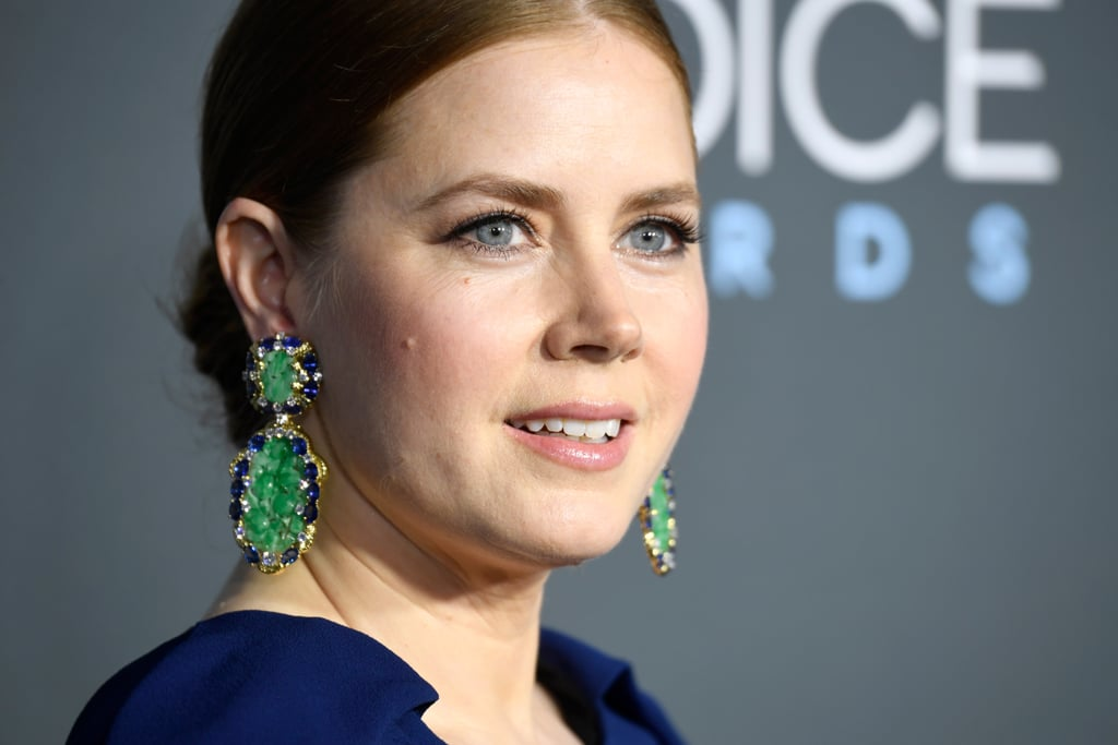 Critics Choice Awards 2019 Amy Adams Brincos