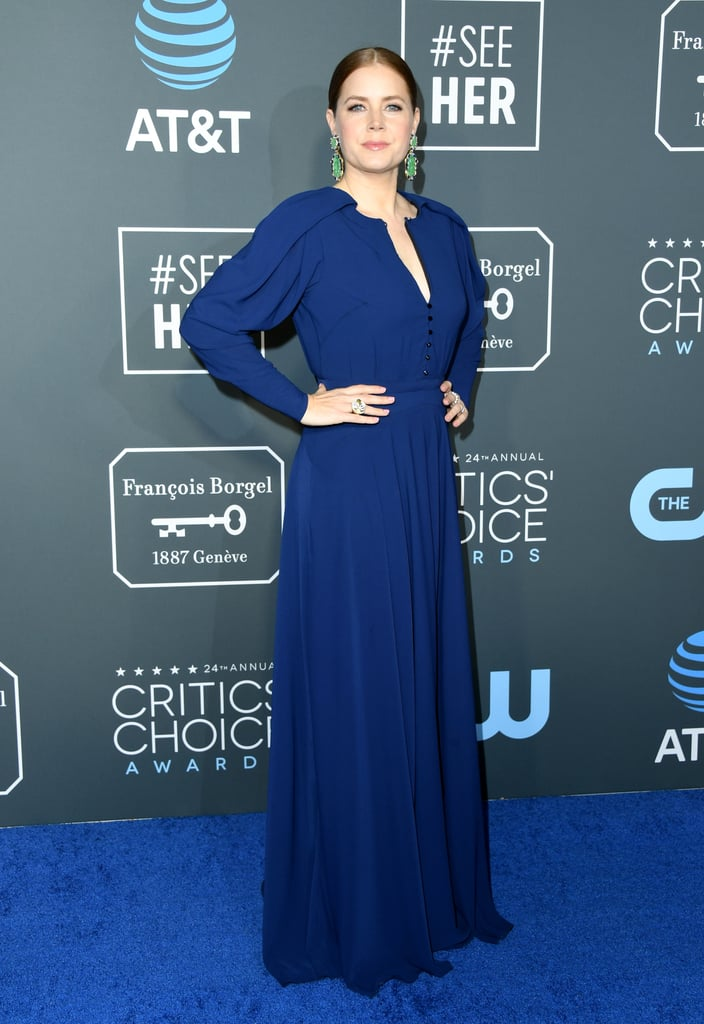Critics Choice Awards 2019 Amy Adams