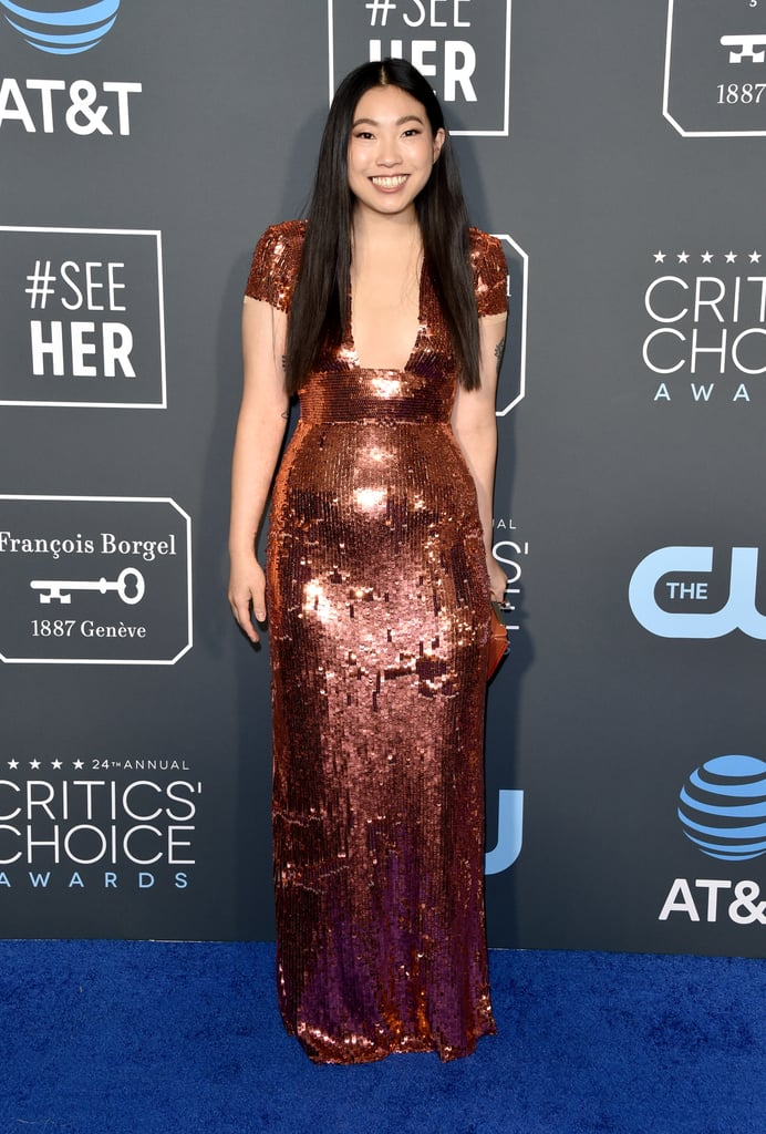 Critics Choice Awards 2019 Awkwafina