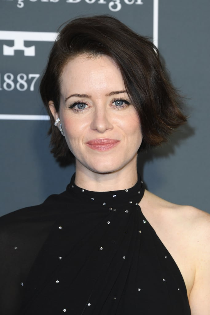 Critics Choice Awards 2019 Claire Foy Brincos