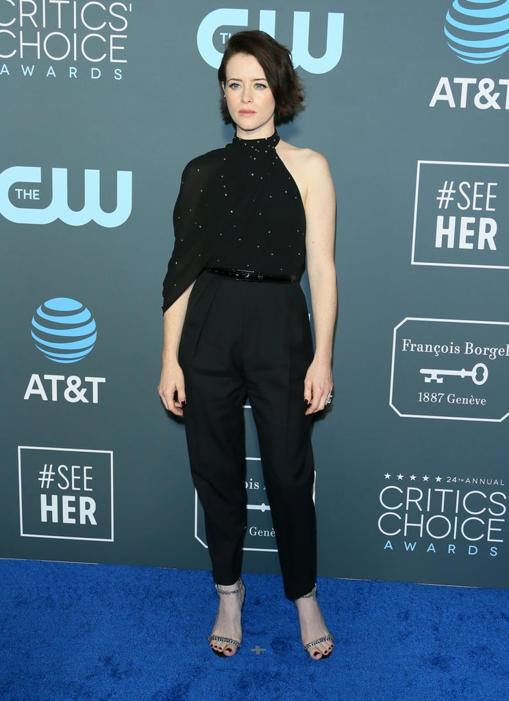 Critics Choice Awards 2019 Claire Foy