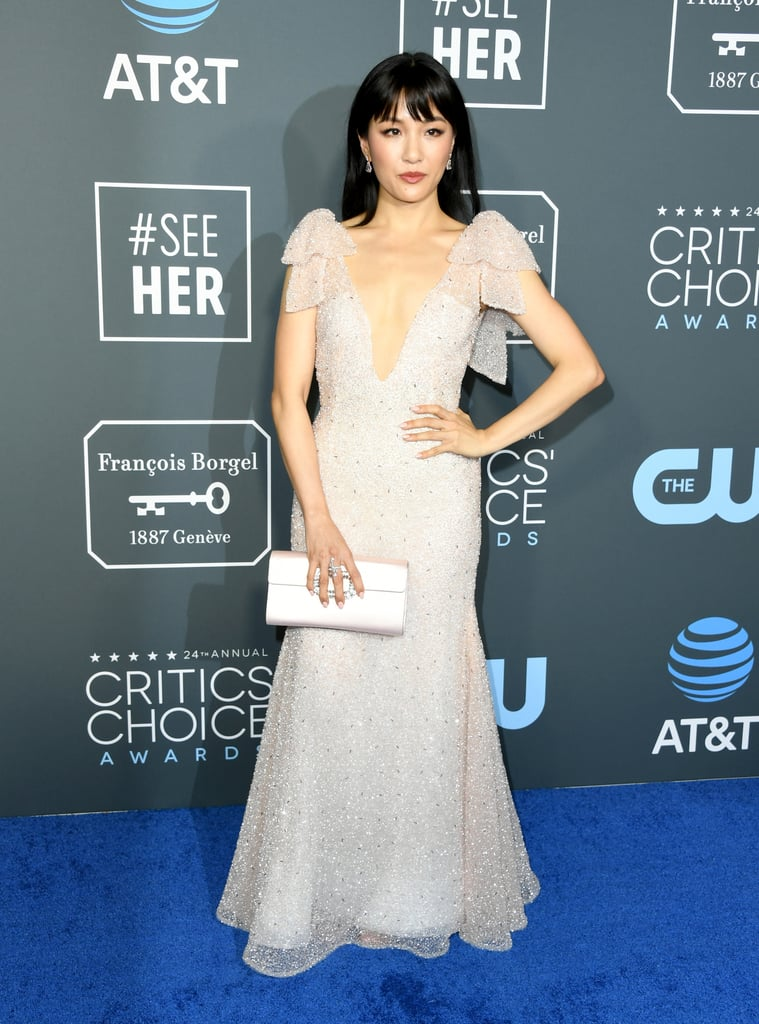 Critics Choice Awards 2019 Constance Wu
