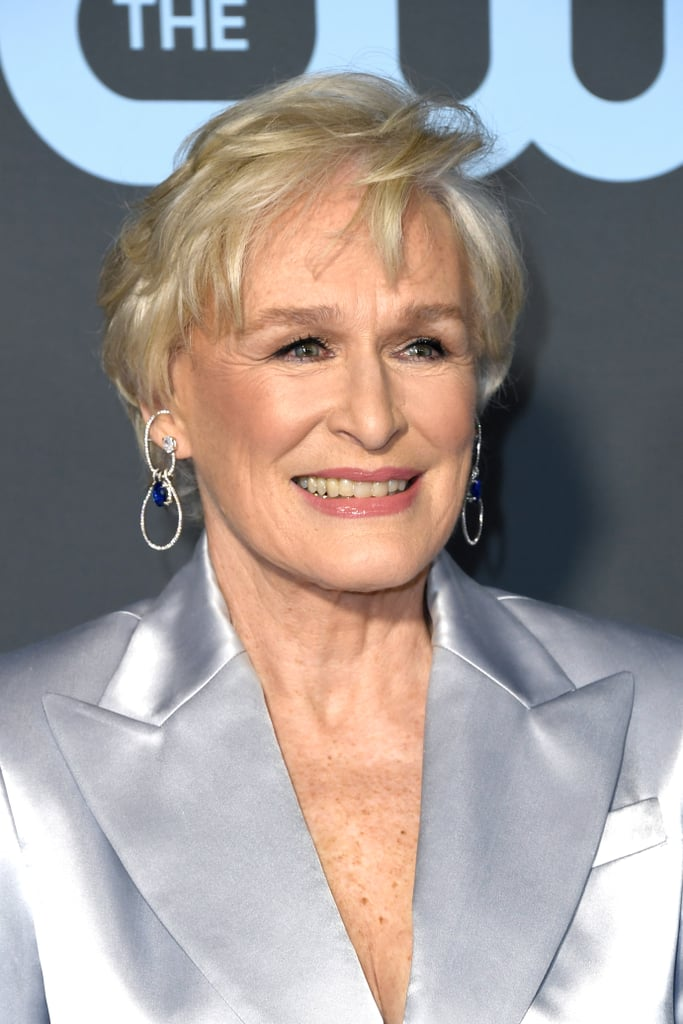 Critics Choice Awards 2019 Glenn Close Brincos