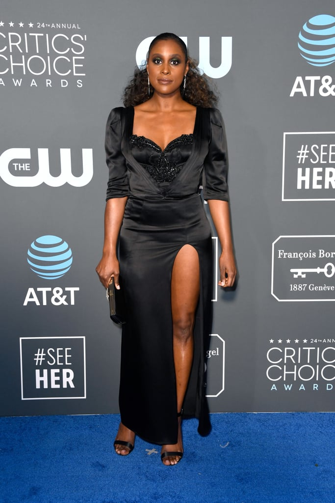 Critics Choice Awards 2019 Issa Rae