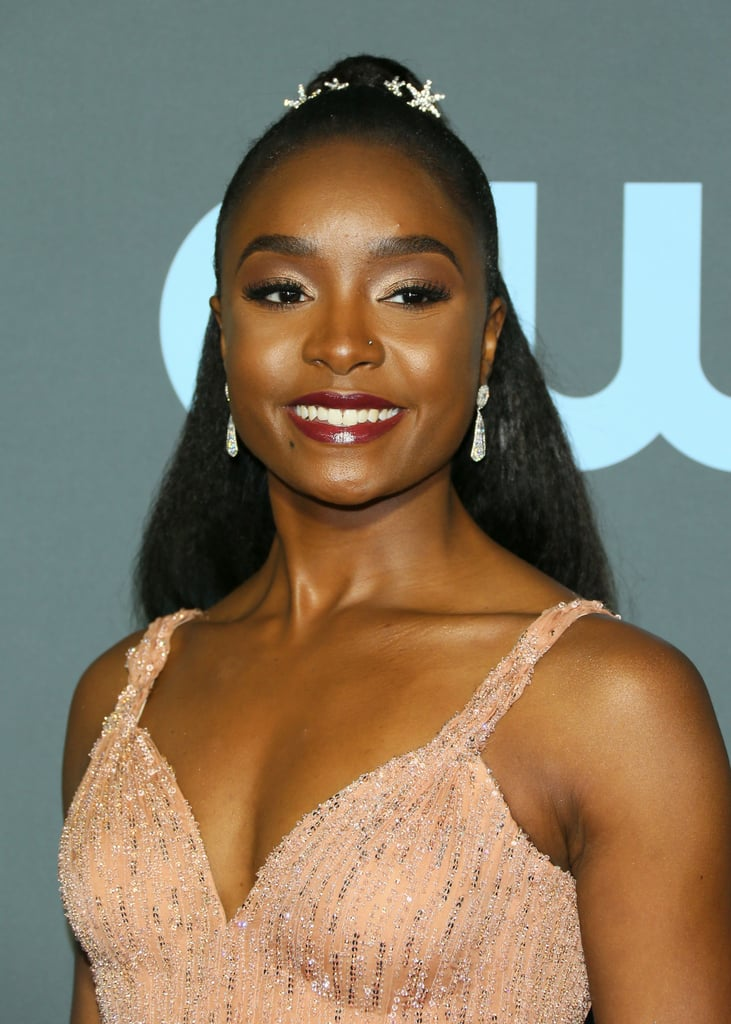 Critics Choice Awards 2019 KiKi Layne Brincos