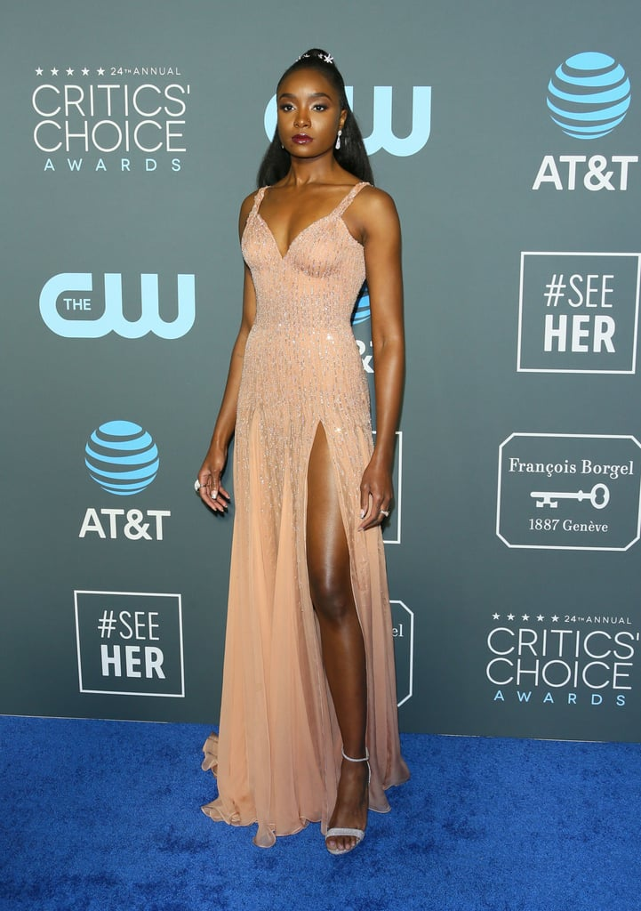 Critics Choice Awards 2019 KiKi Layne