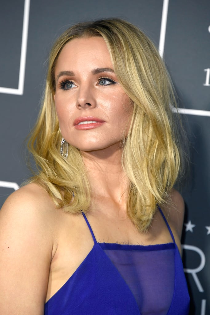 Critics Choice Awards 2019 Kristen Bell Brincos