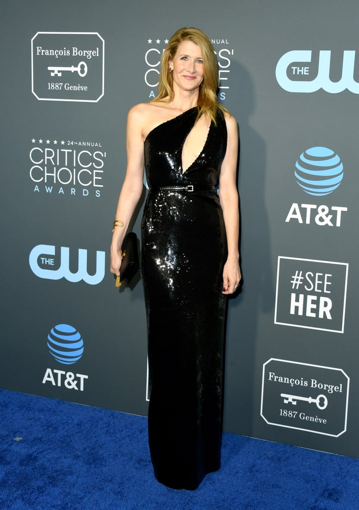 Critics Choice Awards 2019 Laura Dern