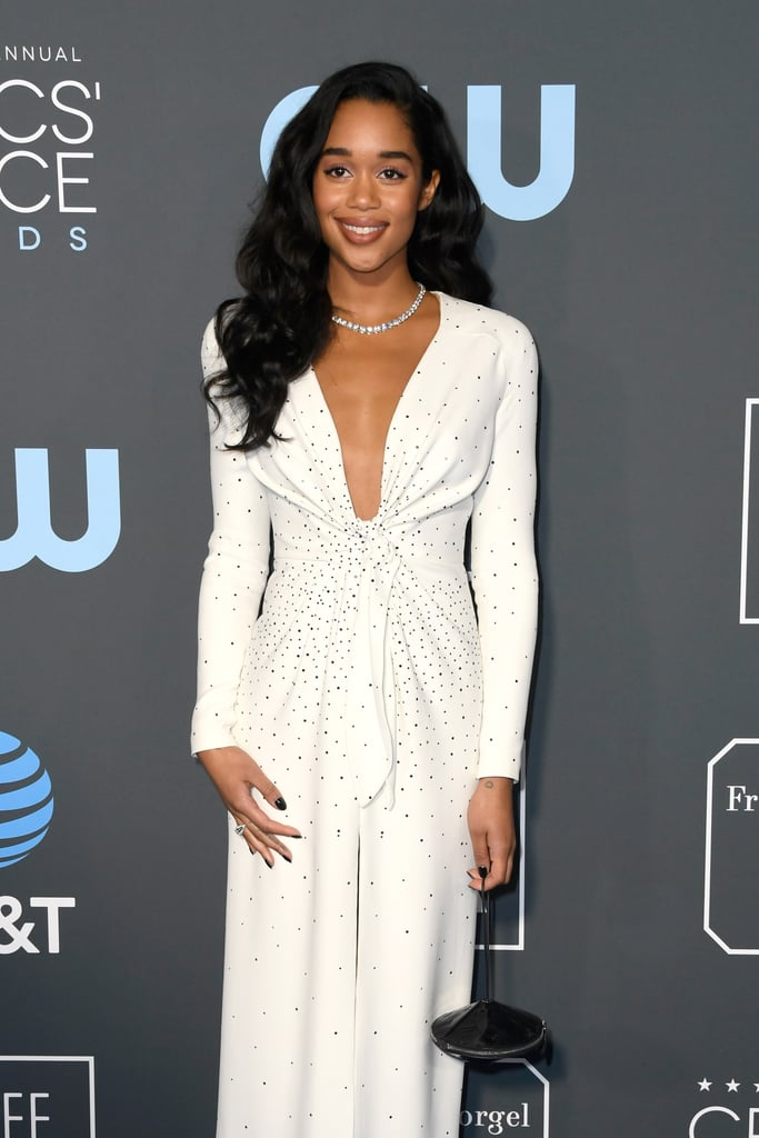 Critics Choice Awards 2019 Laura Harrier Colar