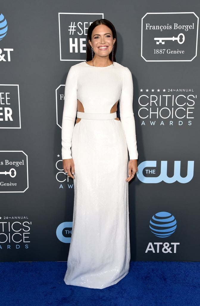 Critics Choice Awards 2019 Mandy Moore