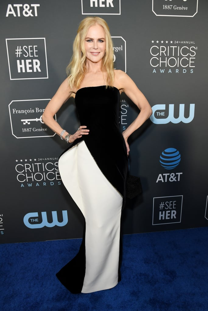 Critics Choice Awards 2019 Nicole Kidman