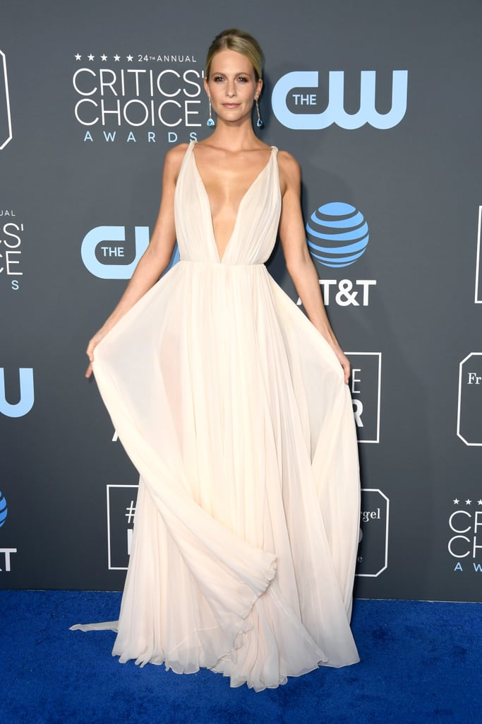 Critics Choice Awards 2019 Poppy Delevingne