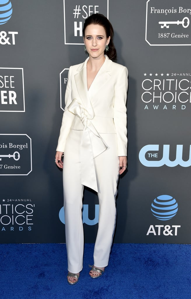 Critics Choice Awards 2019 Rachel Brosnahan