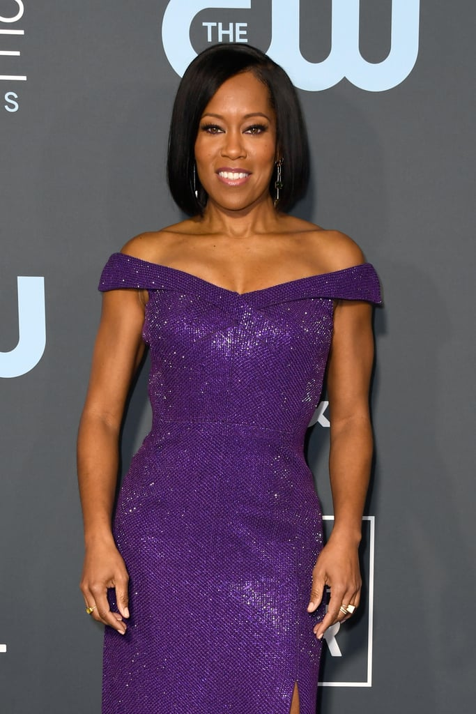 Critics Choice Awards 2019 Regina King Brincos