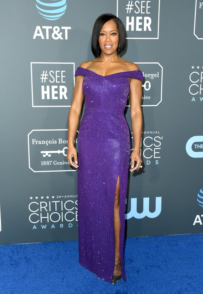 Critics Choice Awards 2019 Regina King