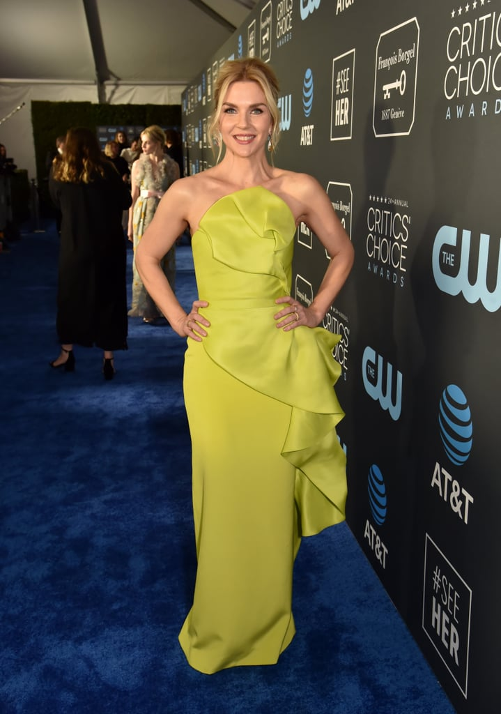 Critics Choice Awards 2019 Rhea Seehorn