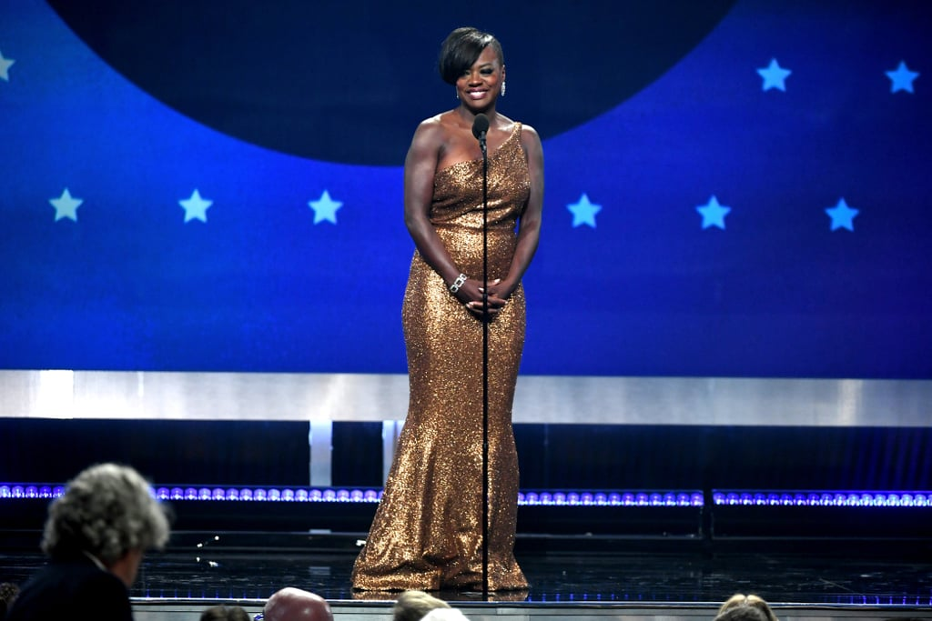 Critics Choice Awards 2019 Viola Davis