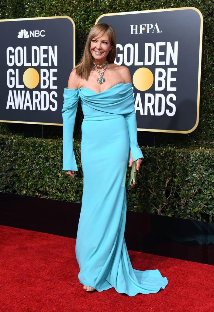Globo de Ouro 2019 Allison Janney