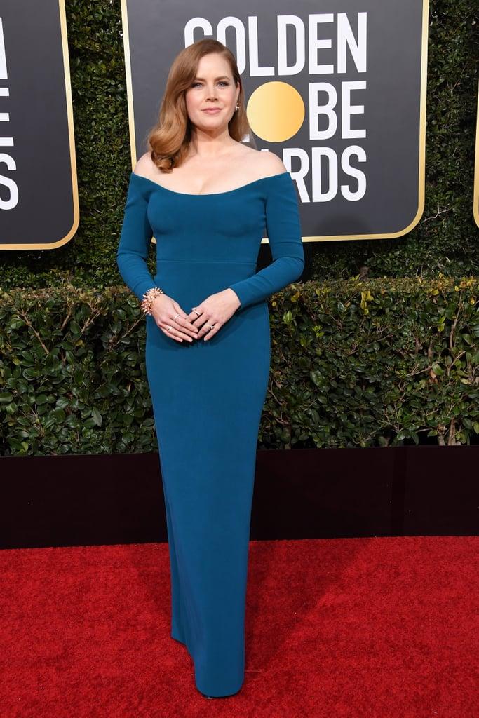 Globo de Ouro 2019 Amy Adams