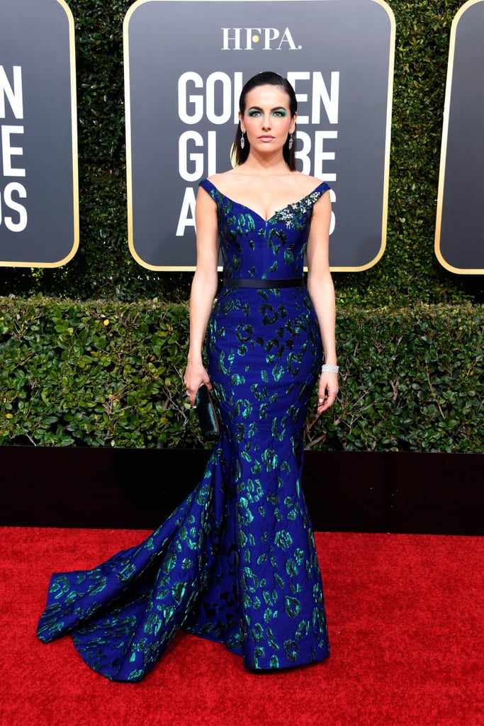 Globo de Ouro 2019 Camilla Belle