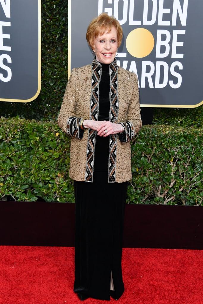 Globo de Ouro 2019 Carol Burnett