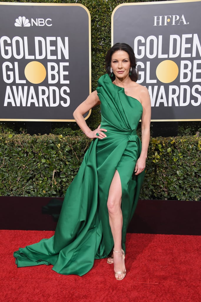 Globo de Ouro 2019 Catherine Zeta Jones
